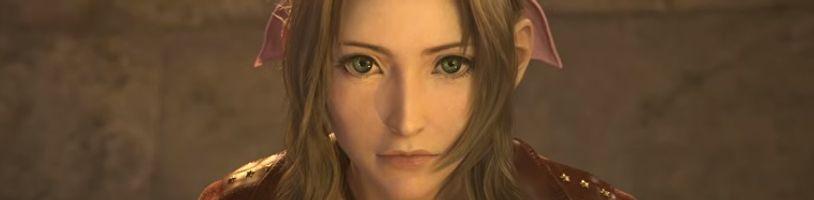 Final Fantasy 7 Remake vnadí úvodním filmečkem