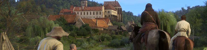 Poslechněte si všechny ukázky z českého dabingu Kingdom Come: Deliverance