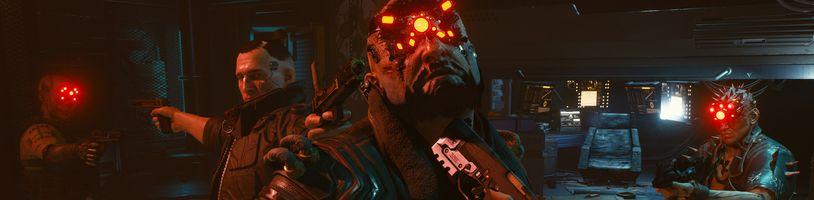 Cyberpunk 2077: Důležitý patch má vyjít v pondělí
