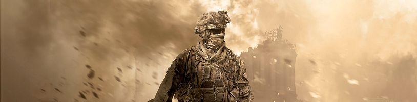 Call of Duty je nejprodávanější značkou poslední dekády
