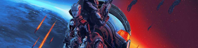 Remasterovanou trilogii Mass Effect si zahrajeme 14. května