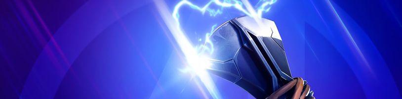 Avengers se opět objeví ve Fortnite