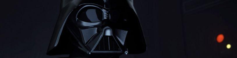Darth Vader sa vracia a tentoraz vo VR