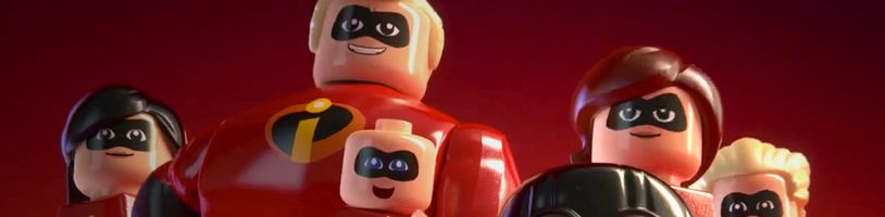 LEGO The Incredibles - Koná se v LEGO hrách revoluce?