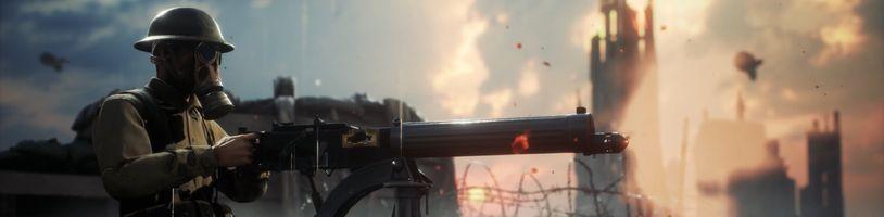 Beyond The Wire slibuje drsnou, intenzivní, krvavou a zběsilou ukázku západní fronty o sto hráčích