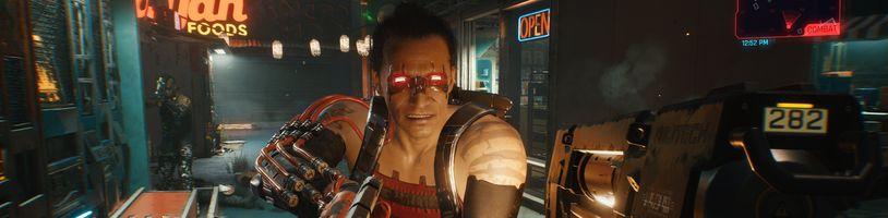 Cyberpunk 2077 se pyšní několika novými screenshoty