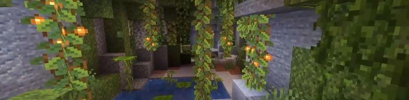 Vše, co potřebujete vědět o aktualizaci Minecraft 1.17 Caves and Cliffs