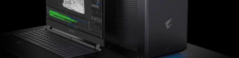 Gigabyte představil externí RTX 3080 Ti s vodním chlazením