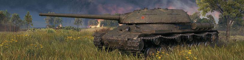 World of Tanks nově nabízí dvouhlavňové tanky