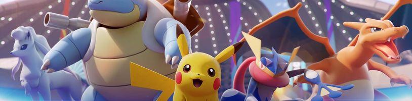 Pokémon Unite odhaluje nové příšerky a datum vydání mobilní verze