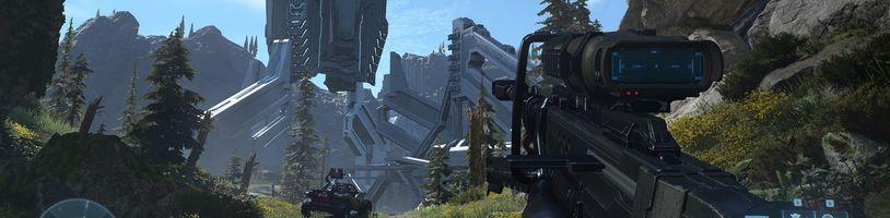 Halo Infinite bude podporovat hraní napříč platformami