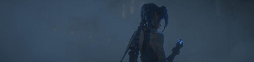 Seriál League of Legends: Arcane zazářil v nové ukázce