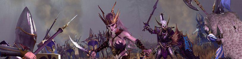 Pro výstřední hráče strategií se stane Total War: Warhammer II okamžitou klasikou