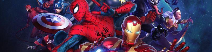 Marvel Ultimate Alliance 3: The Black Order je nabalený superhrdinskou akcí a zábavnou kooperací