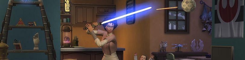 The Sims 4 ukazují Výpravu na Battu v balíčku Star Wars