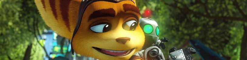 Ratchet & Clank z roku 2016 bude vylepšen pro PS5