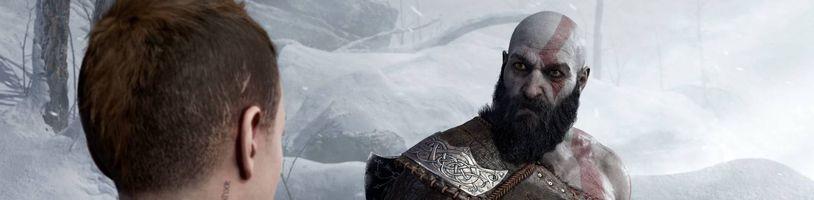 God of War: Ragnarok v první herní ukázce