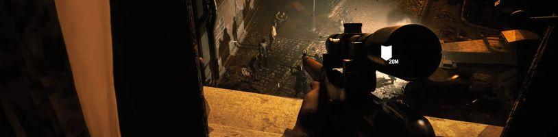 Uniklo 12 minut z multiplayeru Call of Duty Vanguard