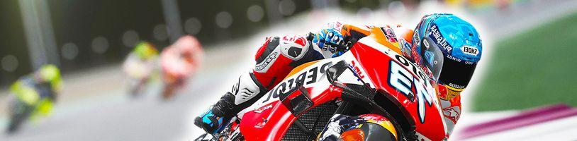 MotoGP 20 přináší vítanou změnu do závodního žánru