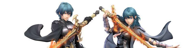 Super Smash Bros. Ultimate čekají nové postavy a Fire Emblem: Three Houses tajemná lokace