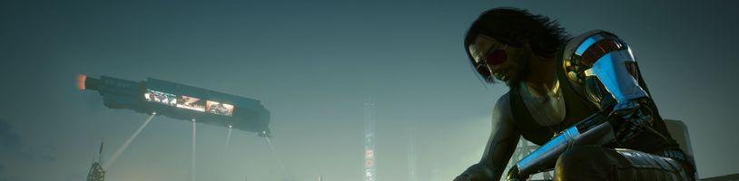 Na PS4 a Xboxu One funguje Cyberpunk 2077 překvapivě dobře