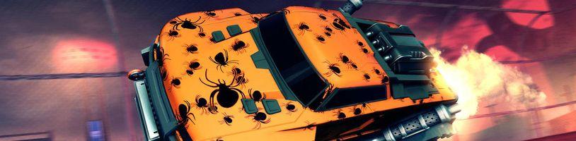 Novinky u Sea of Thieves, nový projekt tvůrců Hitmana, Halloween v Rocket League