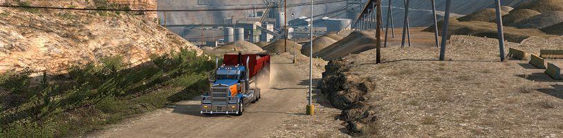 Datum vydání rozšíření Colorado pro American Truck Simulator