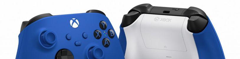 Po nových Xboxech se zaprášilo. Jaké budou mít příslušenství?