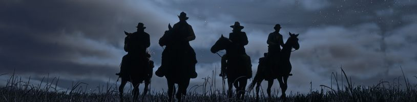Už třetí trailer pro westernovou pecku Red Dead Redemption 2