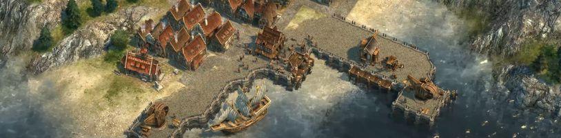 Anno: History Collection nabídne Anno 1602, 1503, 1701 a 1404 v remasterovaných verzích