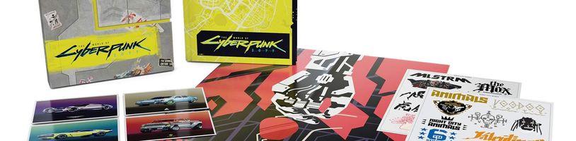 Masivní lorebook The World of Cyberpunk 2077 byl odložen