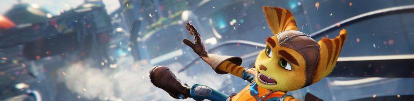Od Disruptoru přes Spyra, Resistance a Spider-Mana k novému Ratchet & Clank