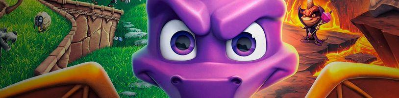 Spyro: Reignited Trilogy - Vzpomínky lezou na povrch