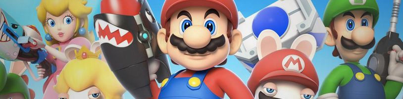 Návrat k Mario + Rabbids v kooperativním módu