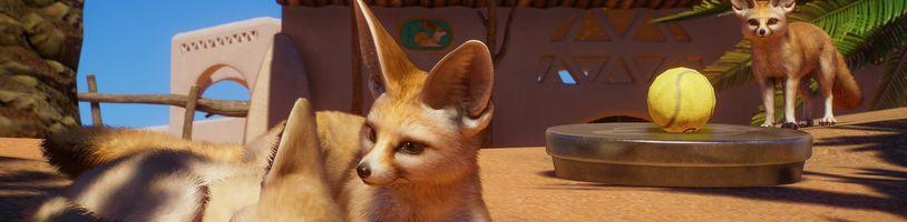 Planet Zoo: Africké DLC přináší surikaty, pouštní lišky a další zvířata