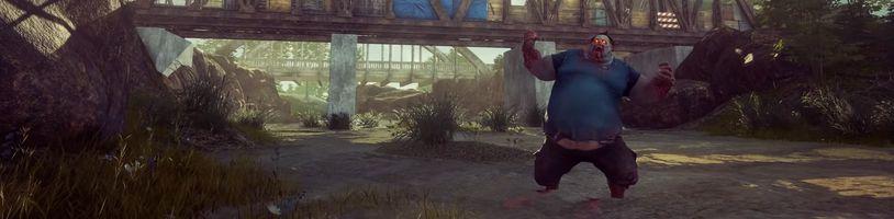 Druhý díl zombie akce State of Decay čeká bezplatný update