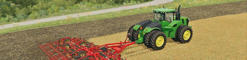eBay zakáže prodej her pro dospělé, Farming Simulator 22 s češtinou