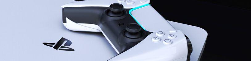 Fanoušci vytvářejí povedené koncepty vzhledu PS5