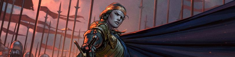 Thronebreaker: The Witcher Tales vyšel na Nintendo Switch