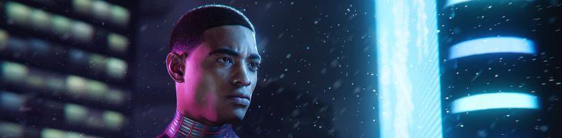 Spider-Man: Miles Morales pro PS5 má být mnohem delší než všechny tři kapitoly expanze původního Spider-Mana
