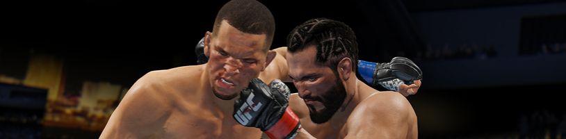 EA Sports UFC 4 oficiálně oznámeno, ale na novou generaci konzolí zatím nemyslí