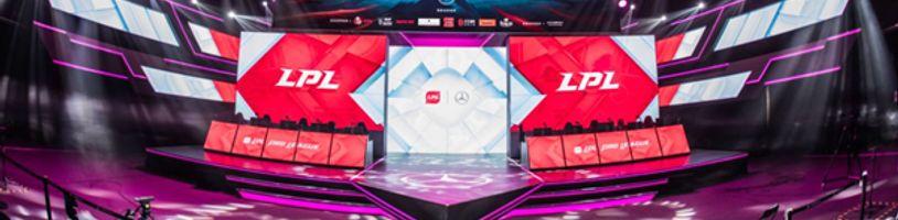 V Číně se ruší profesionální turnaje v League of Legends, důvodem je koronavirus