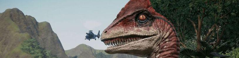 Jurassic World Evolution toho má opravdu hodně co nabídnout!