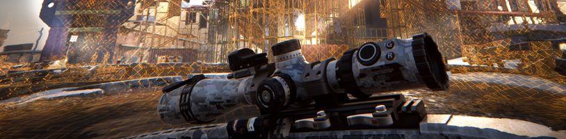 Na PC vyšly speciální edice Sniper Ghost Warrior Contracts