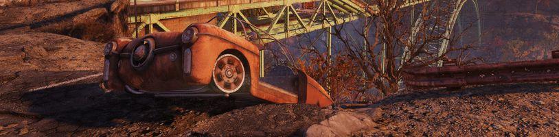 Nový začátek pro Fallout 76. Příští týden vychází Wastelanders