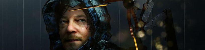 Sony varuje před spoilery z Death Stranding