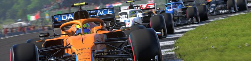 F1 2021 láká na dramatické závody i nový příběh