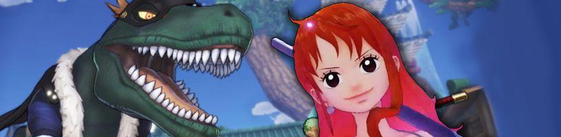 One Piece: Pirate Warriors 4 je super, ale nevydrží na dlouho