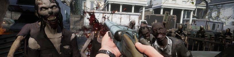 The Walking Dead: Saints & Sinners chce být plnohodnotnou VR akcí