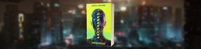 Bývalý policista Shey Scott vyšetřuje masovou vraždu v románu Cyberpunk: Znovuzrození
